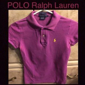 Polo Ralph Lauren skinny polo xs